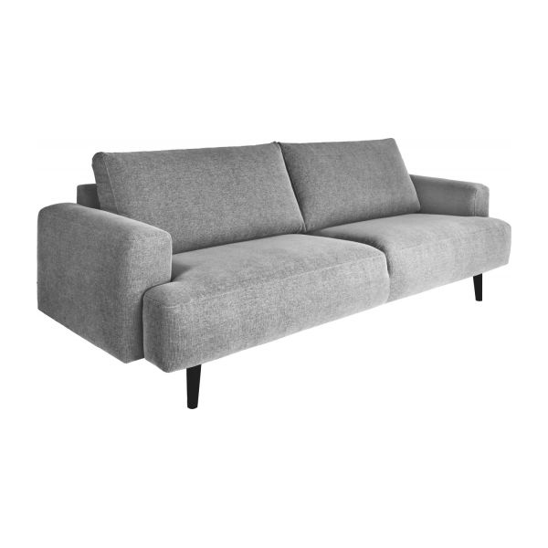 fabric 3-seater sofa n°1