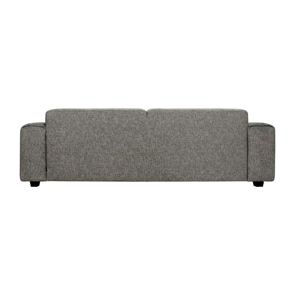 4-seter sofa, sort n°6