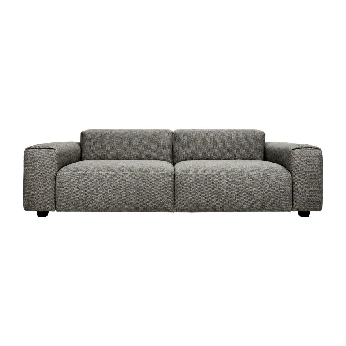 4-Sitzer Sofa aus Stoff Bellagio night black n°4