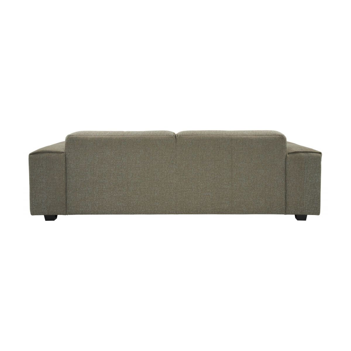 4 seater sofa in Lecce fabric, slade grey n°3