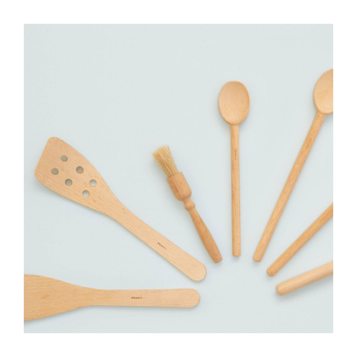Spatula with holes n°7