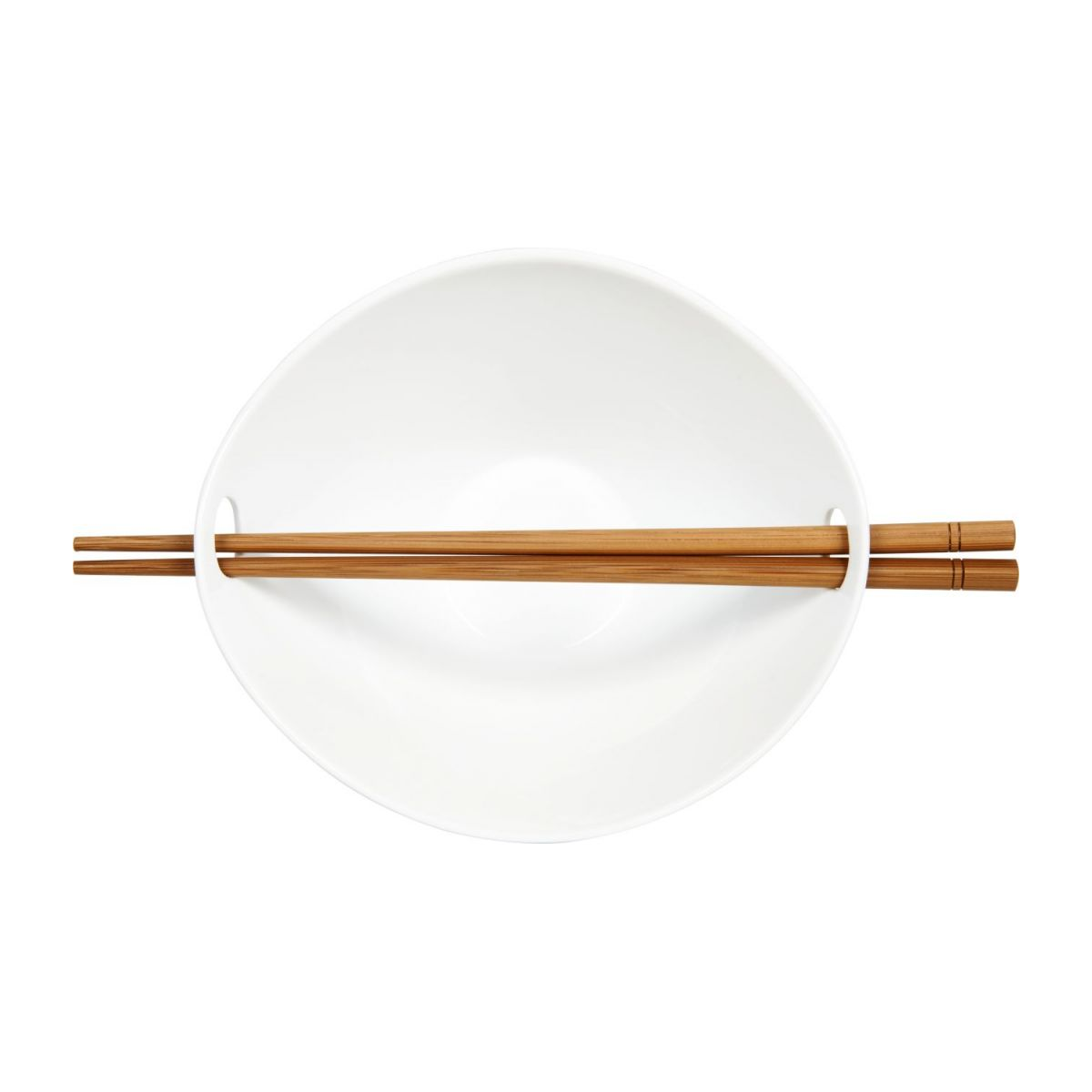 Bowl with chopsticks n°6