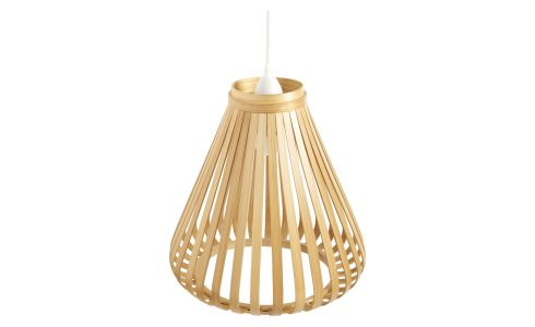 Lampshade for ceiling light