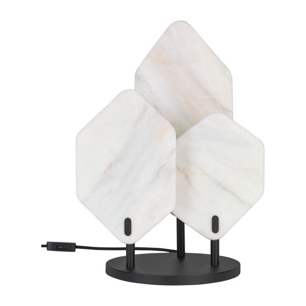 Marble table lamp n°3
