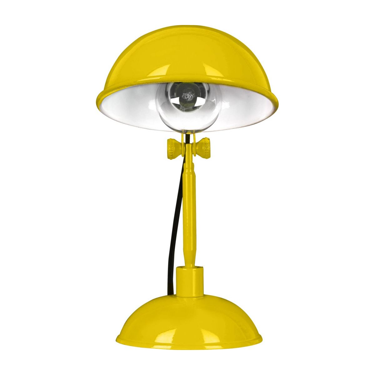 Yellow floor lamp n°2