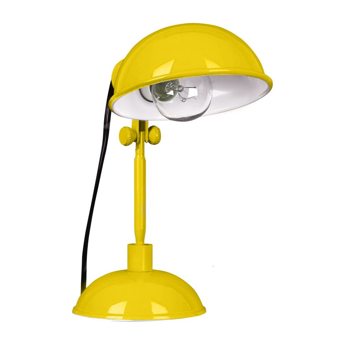 Yellow floor lamp n°1