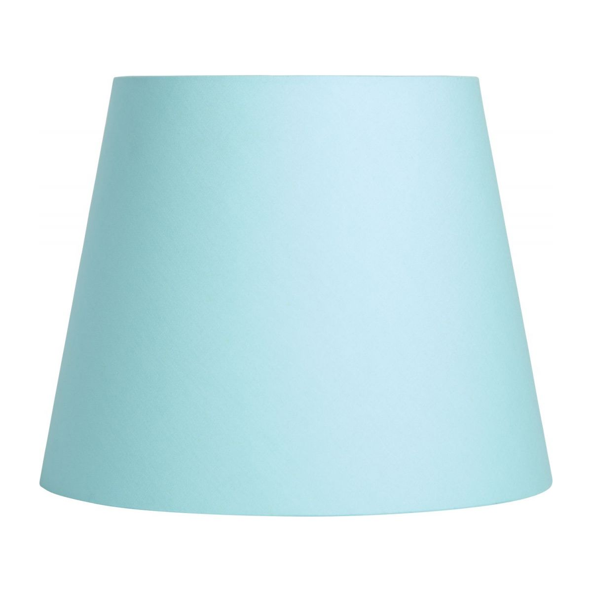 Large blue lampshade n°2