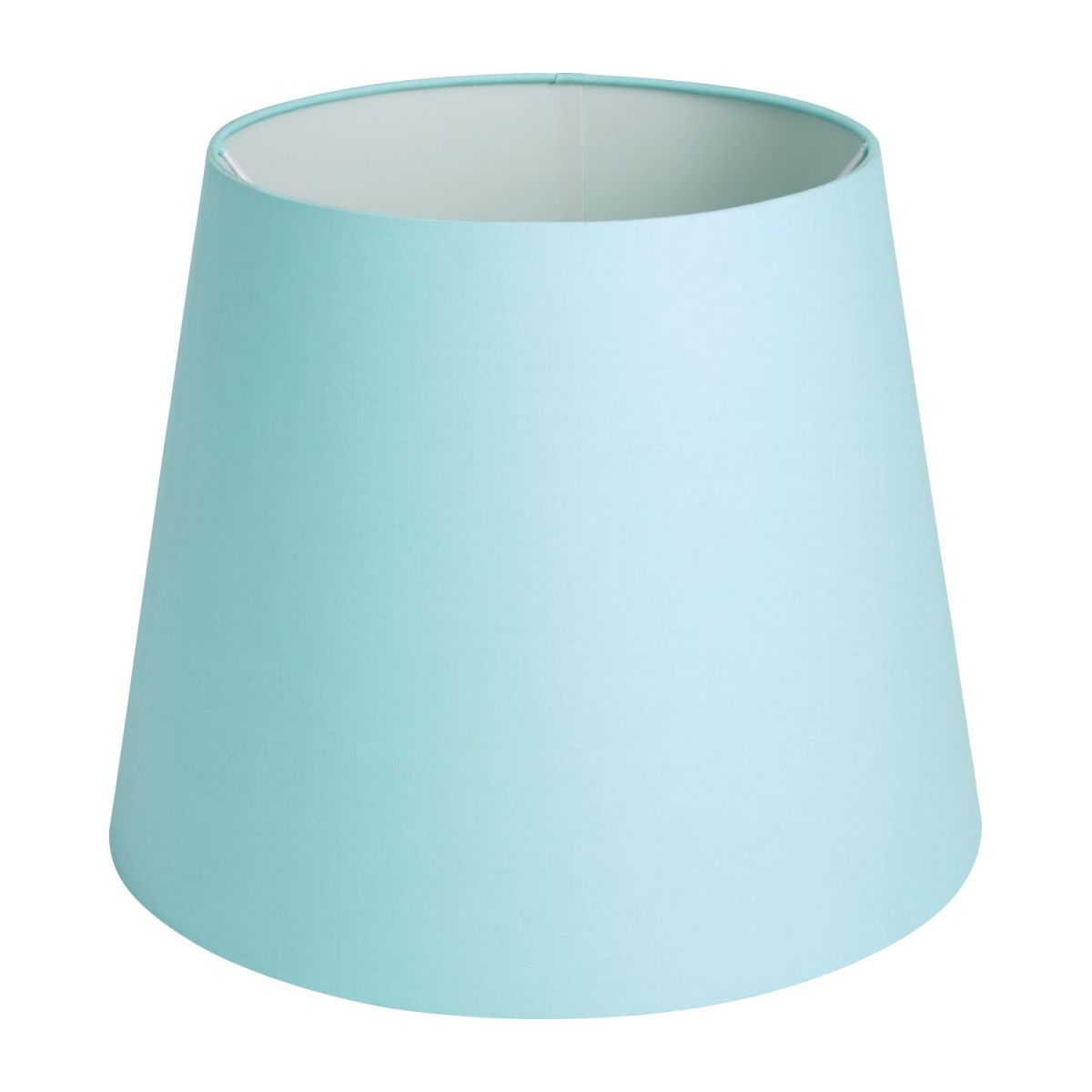 Large blue lampshade n°1