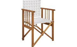 Canvas for folding chair