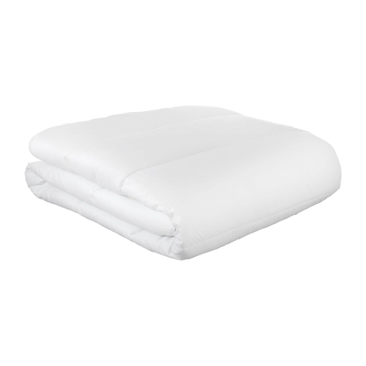 Couette 240x220cm, 300g blanche n°1