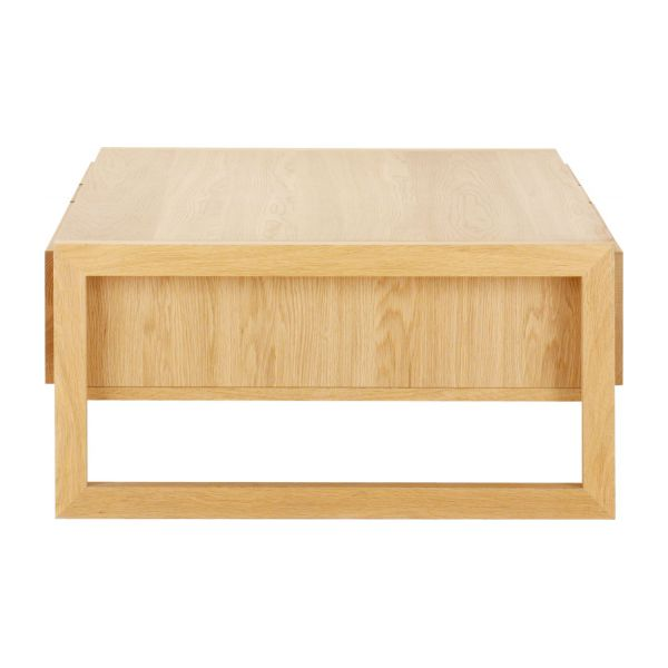 Oak coffee table n°5