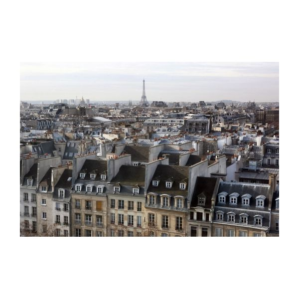 POMPIDOU photo print 60X80