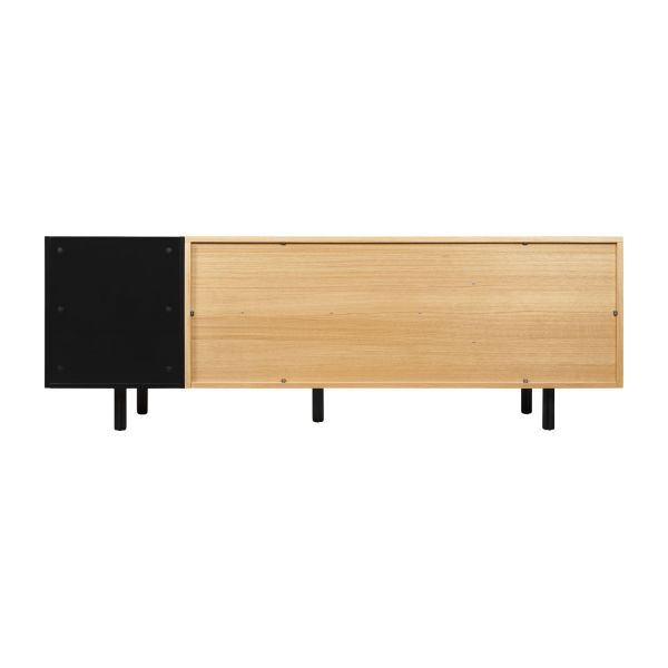 Sideboard made of oak n°5