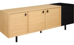 Sideboard made of oak