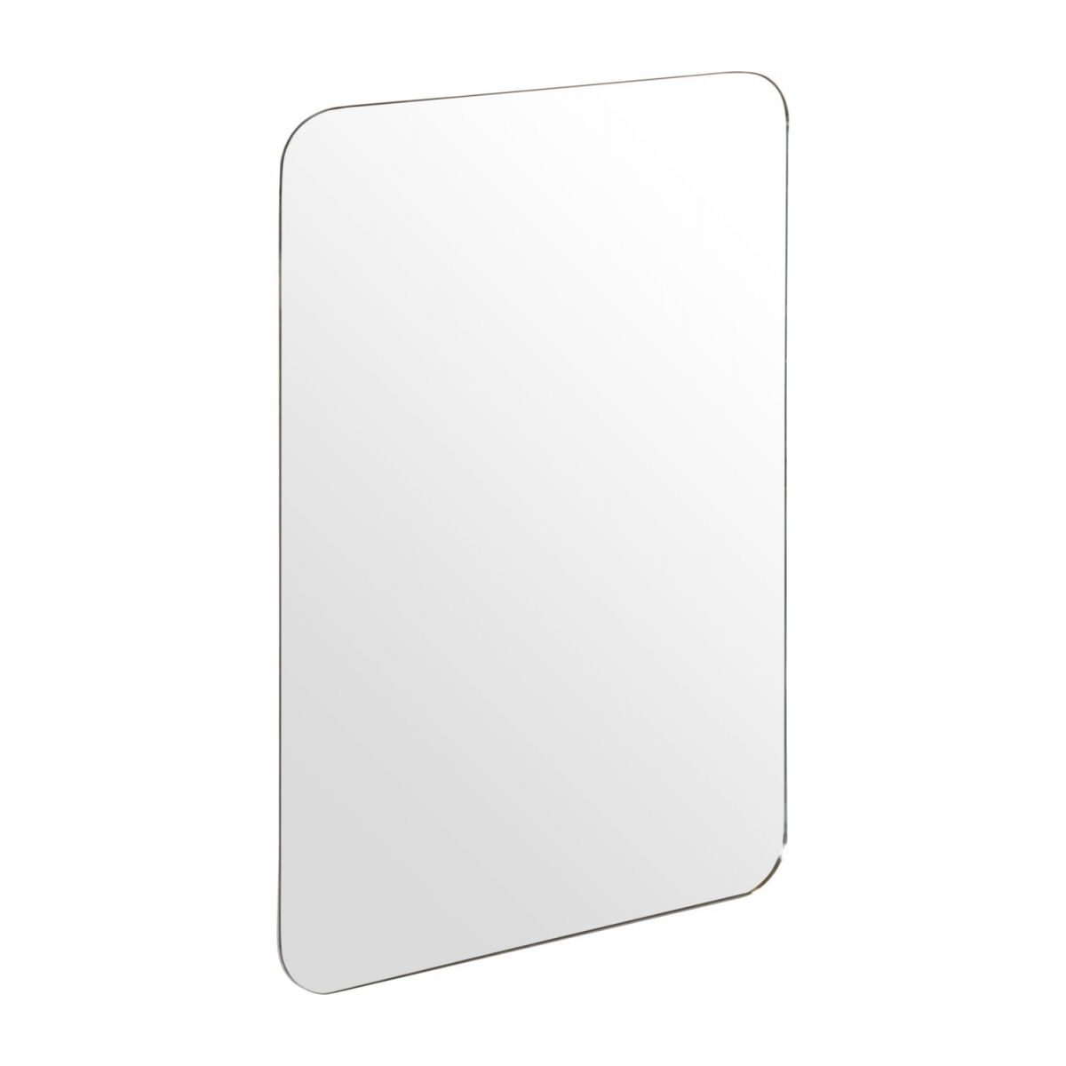 Mirror 20cm made in stainless steel n°1