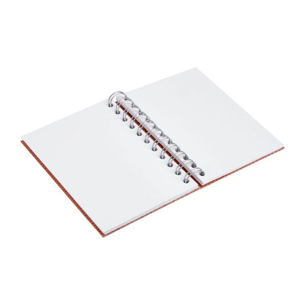 A6 notebook, red n°2