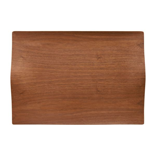 Tray in walnut 44cm n°3