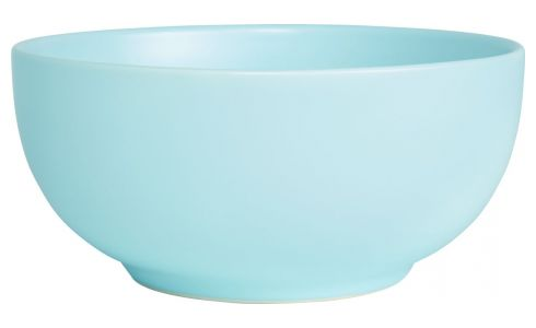 Bowl in standstone 14cm, blue