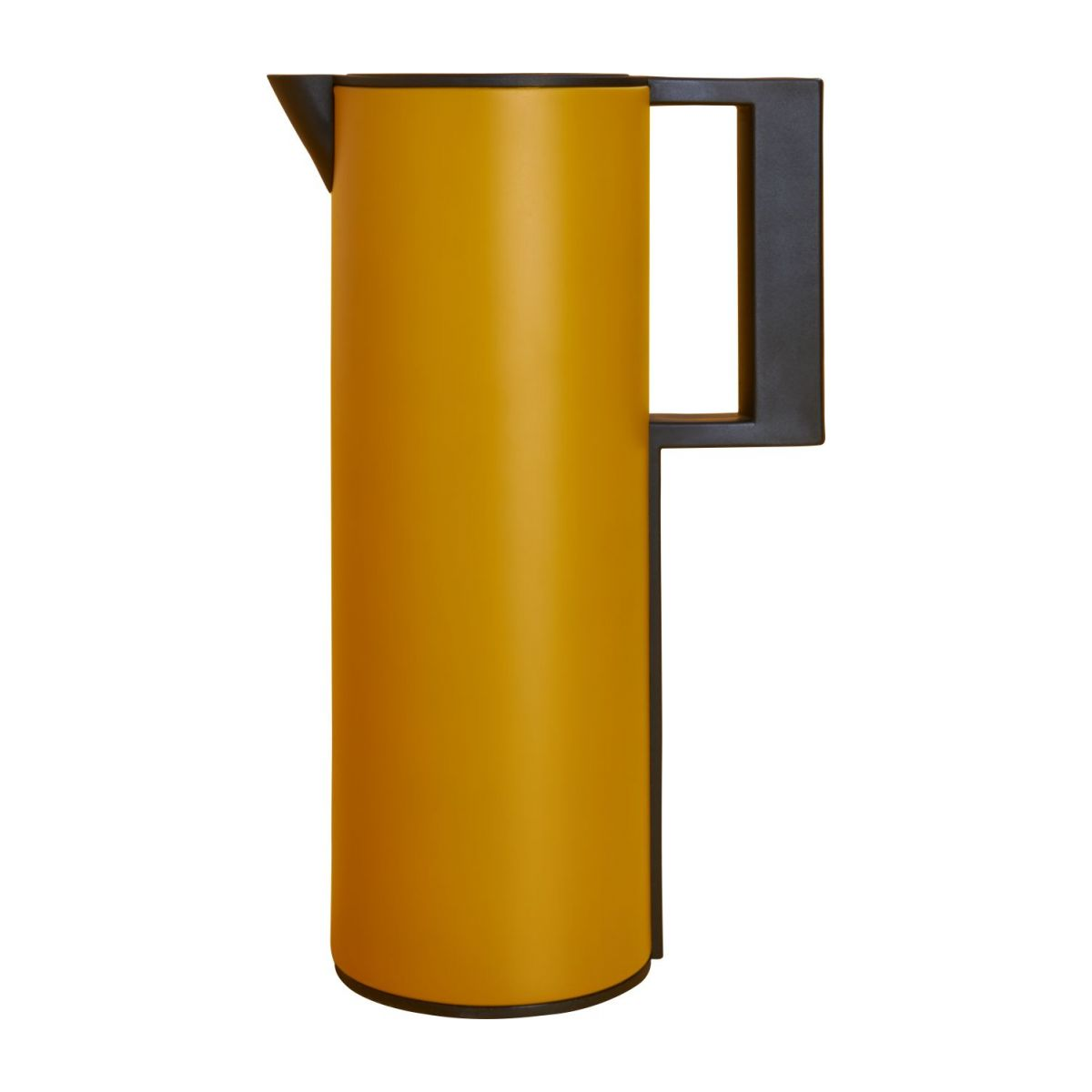 Thermos 1l in plastique, yellow n°3