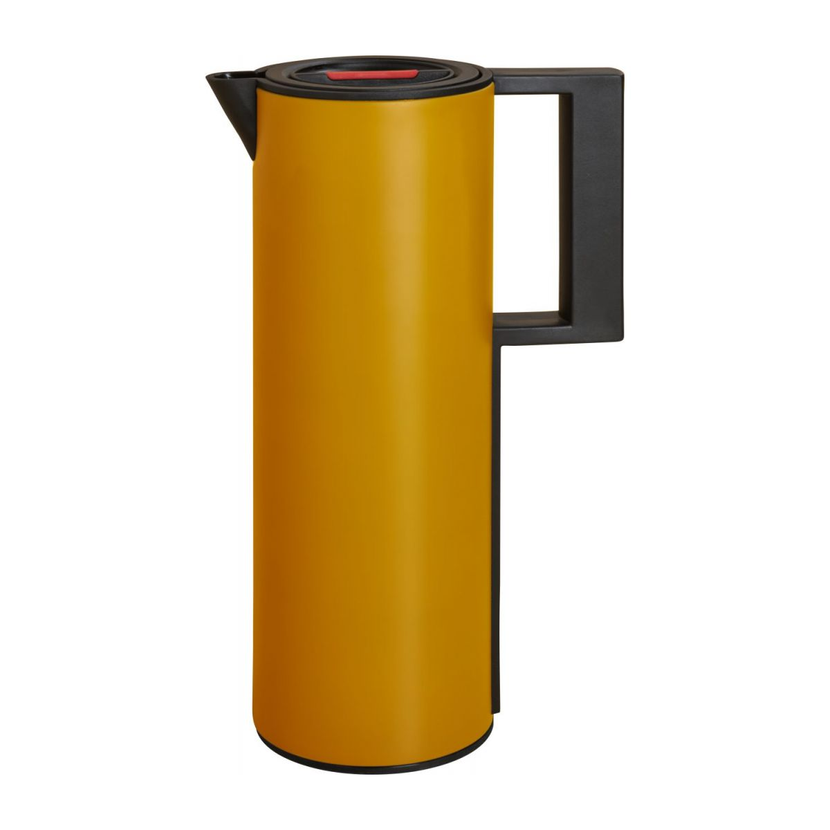 Thermos 1l in plastique, yellow n°2