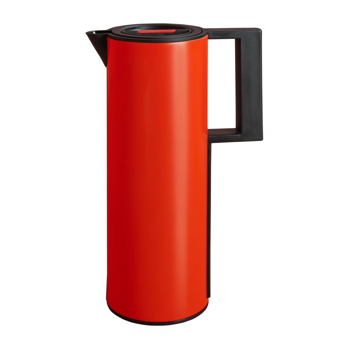 Thermos 1l in plastique, red n°2