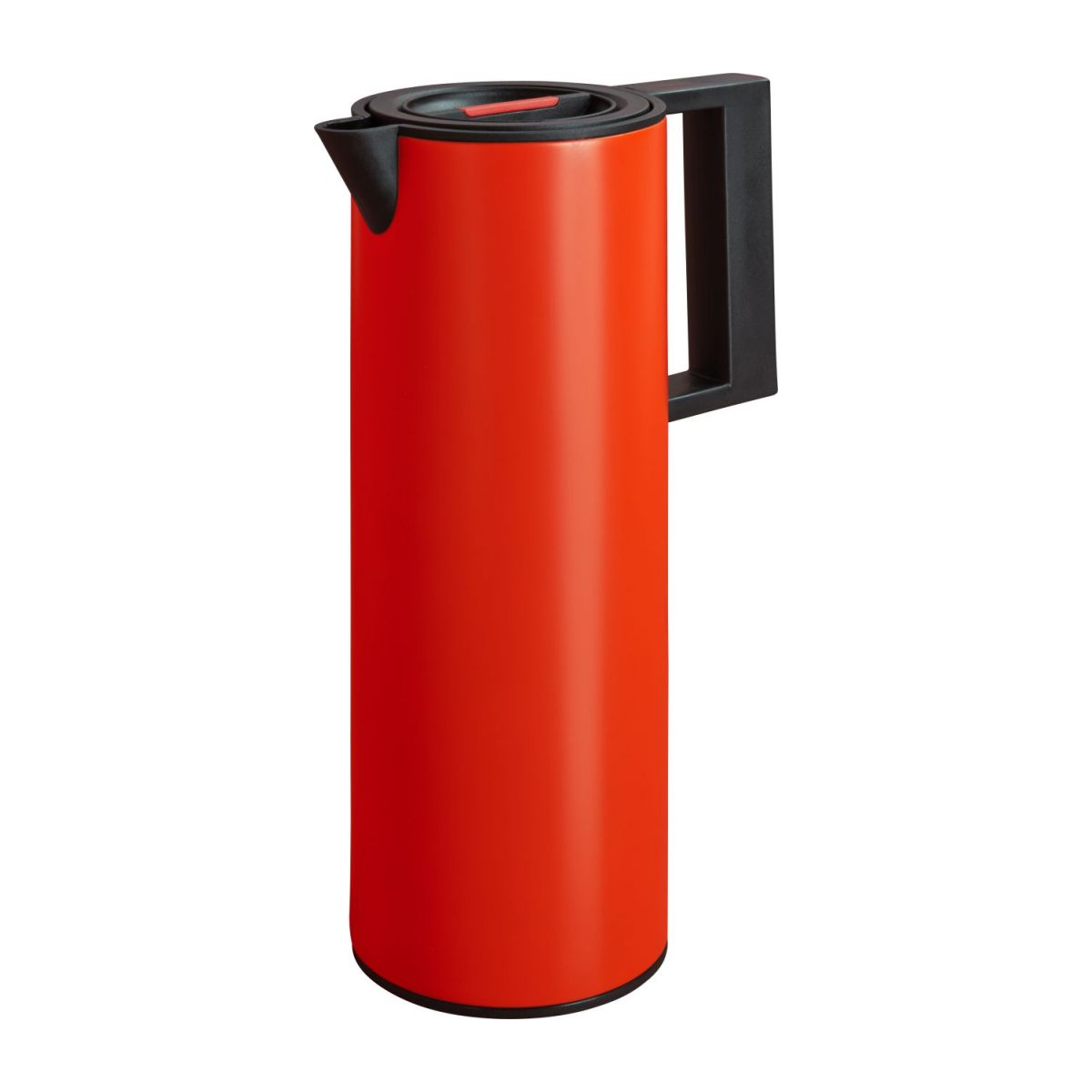 Thermos 1l in plastique, red n°1