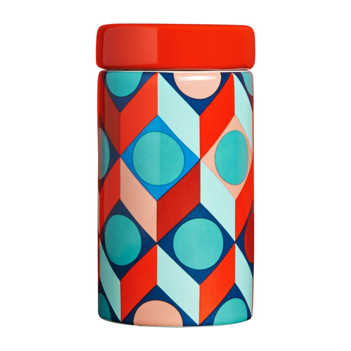 Spice jar with patterns n°3