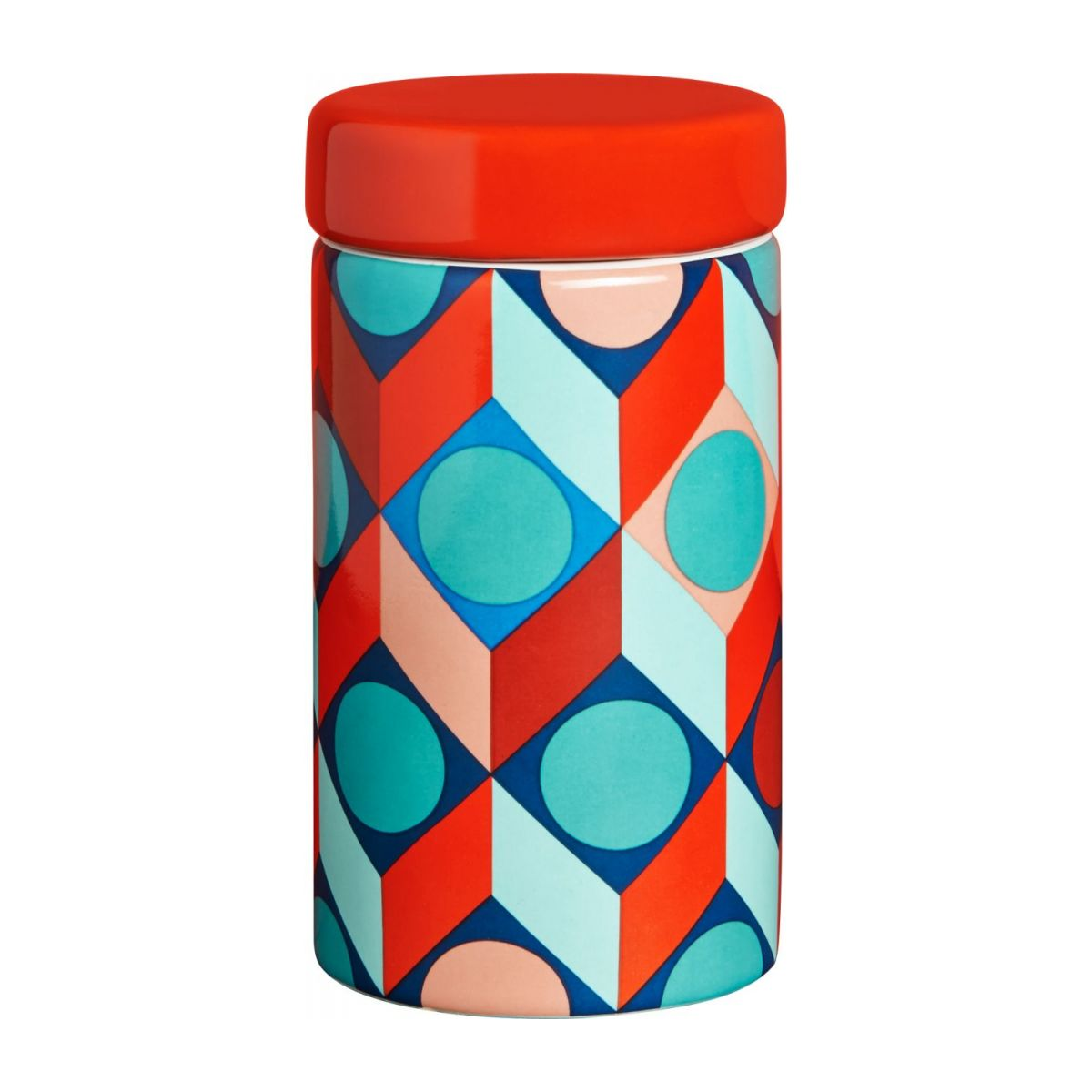 Spice jar with patterns n°1