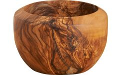 Salad Bowl in olive tree