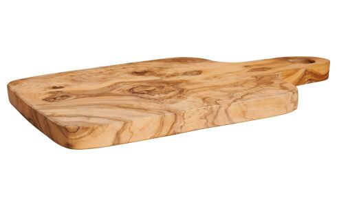 Plate board in olive tree 38cm