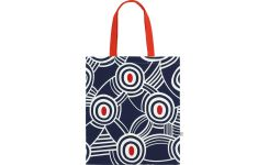 Shopping bag 35x40 with patterns