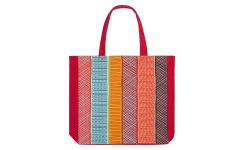 Sac shopping 38x40 multicolors