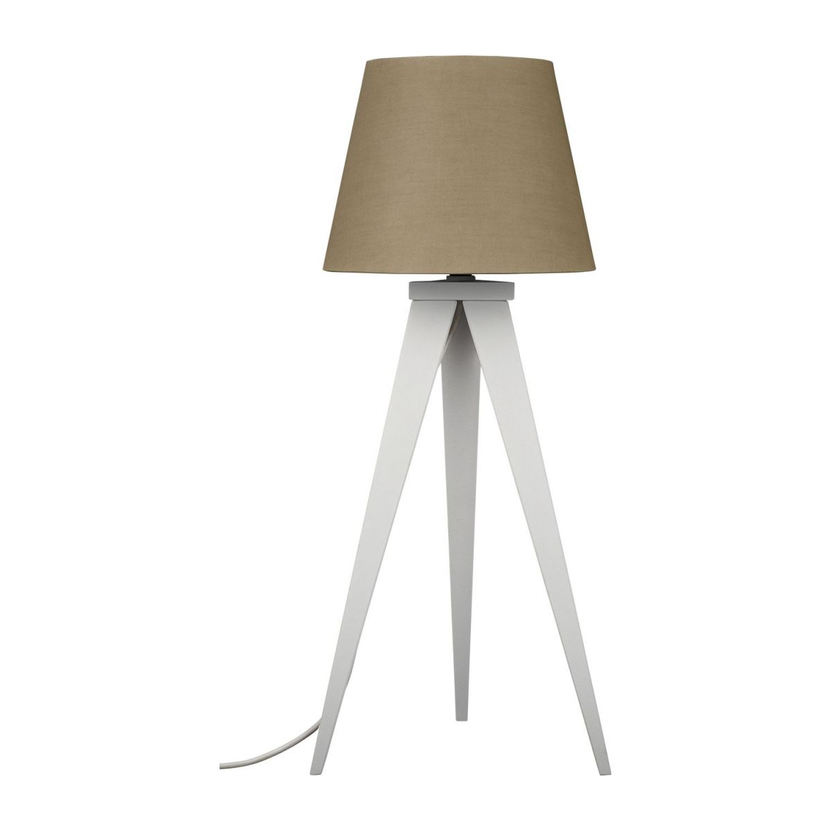 Brownish-grey lampshade n°3