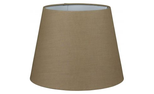 Brownish-grey lampshade