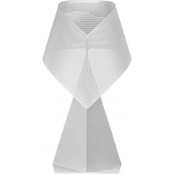 Table lamp, perforated