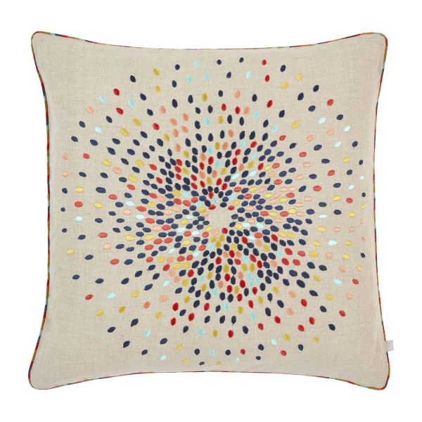 habitat coussin Idylle   Cushion 50x50cm with patterns   Habitat habitat coussin