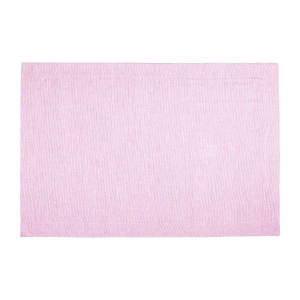 Fitted sheet 140x200, coral n°2