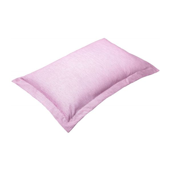 Fitted sheet 140x200, coral n°1