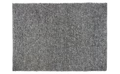 Hand tied carpet 170x240 , grey