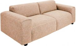2-Sitzer Sofa aus Stoff Bellagio passion orange