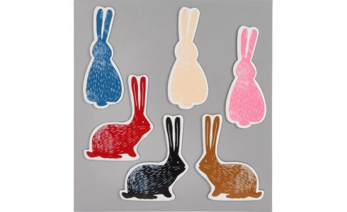 Magnets lapin