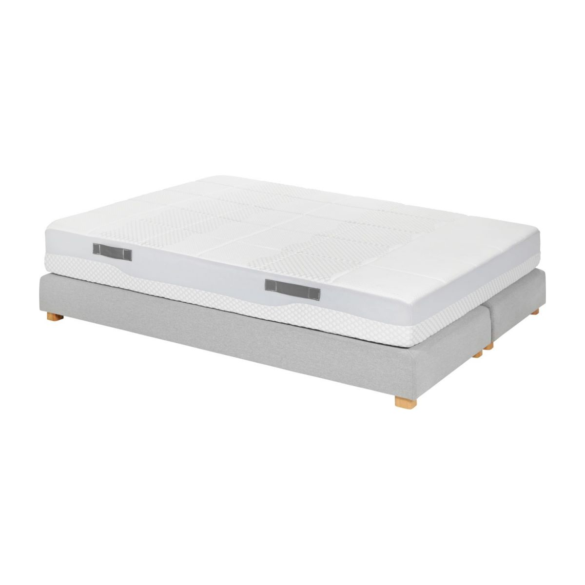 Foam mattress, width 24 cm, 160x200cm - medium support n°5
