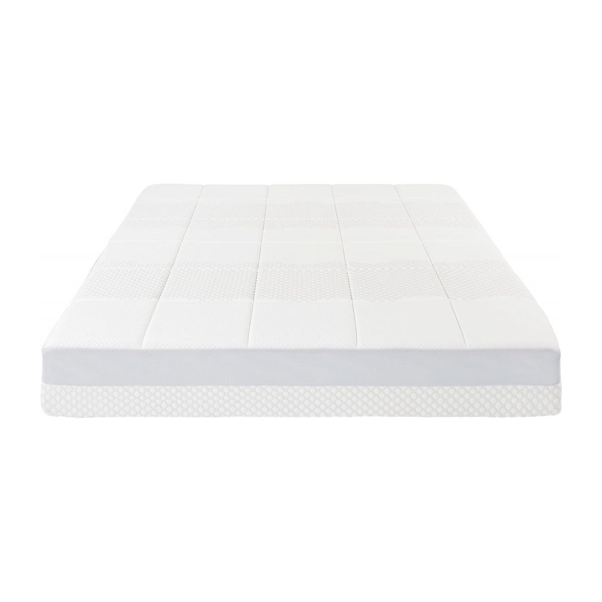 Foam mattress, width 24 cm, 160x200cm - medium support n°2