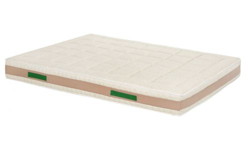 Latex mattress , width 23 cm, 160x200cm - medium support