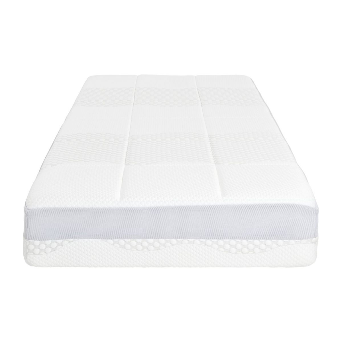 Foam mattress, width 24 cm, 90x200cm - firm support n°2