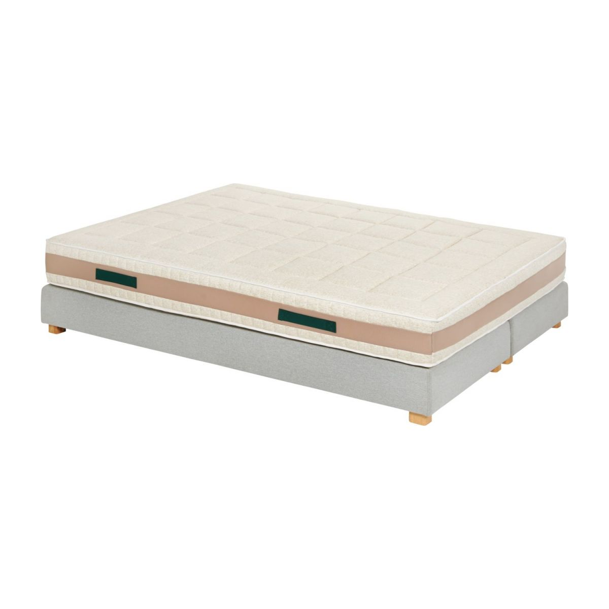 Latex mattress , width 23 cm, 160x200cm - firm support n°5