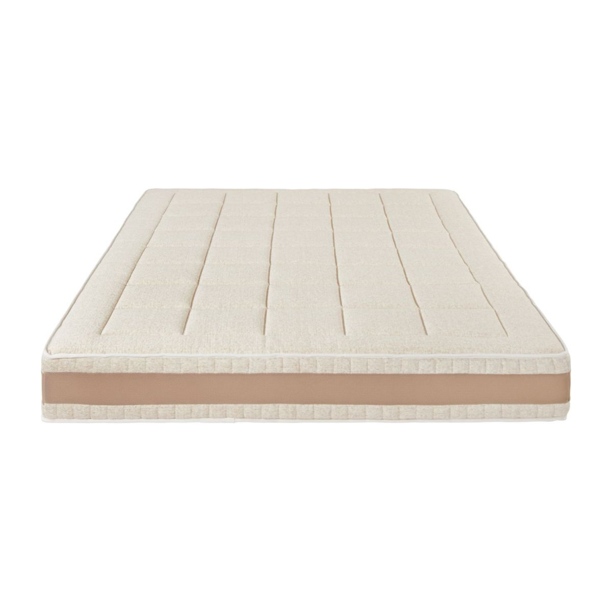 Latex mattress , width 23 cm, 160x200cm - firm support n°2