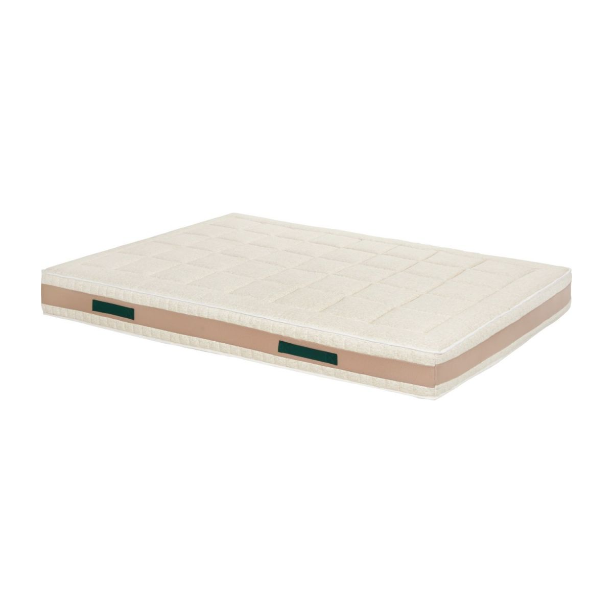 Latex mattress , width 23 cm, 160x200cm - firm support n°1