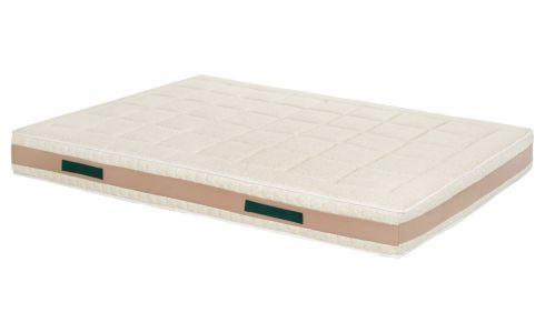 Latex mattress , width 23 cm, 160x200cm - firm support