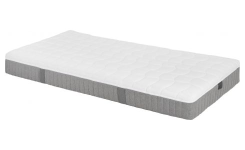Foam mattress, width 24cm, 90x200cm - medium support
